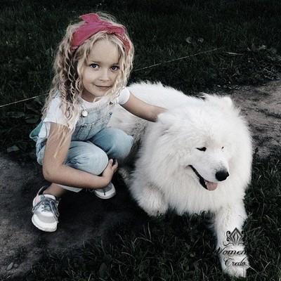 Дети и домашние питомцы