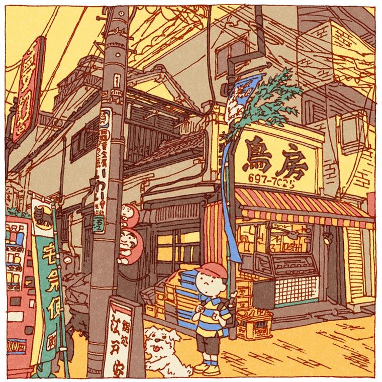 Images © Shinji Tsuchimochi