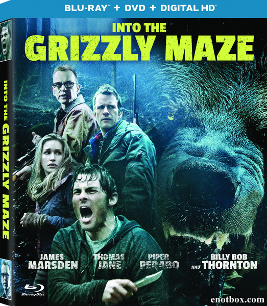 Гризли / Into the Grizzly Maze (2015/BDRip/HDRip)