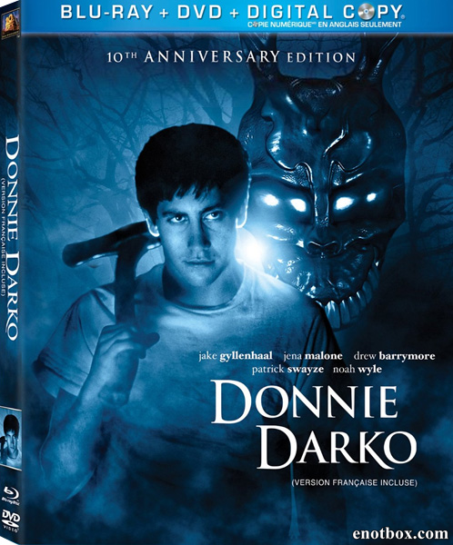 Донни Дарко / Donnie Darko [Unrated Extended Cut] (2001/BDRip/HDRip)