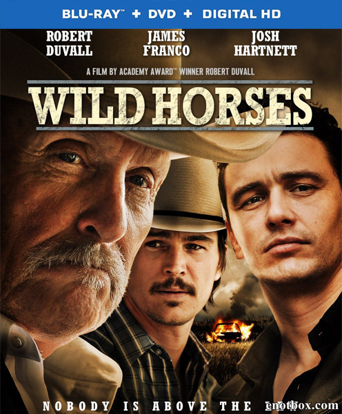 Дикие лошади / Wild Horses (2015/BDRip/HDRip)
