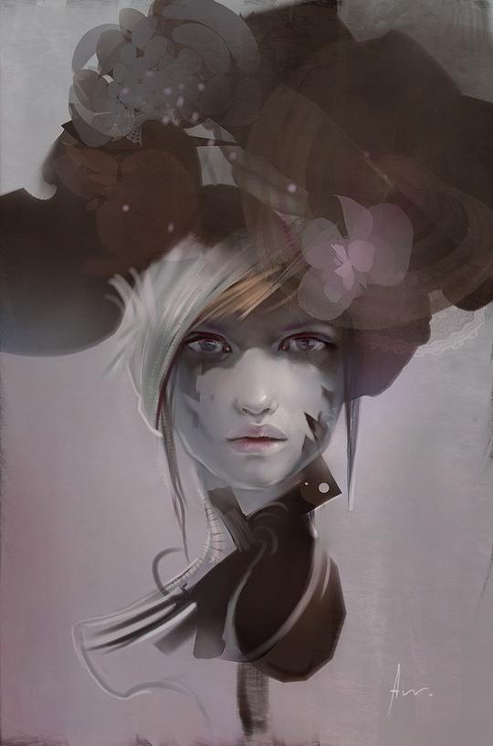 Brilliant Concept Art by AlekseiVinogradov