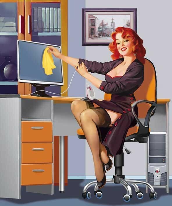 Офисные игры секретарши фото 61-259