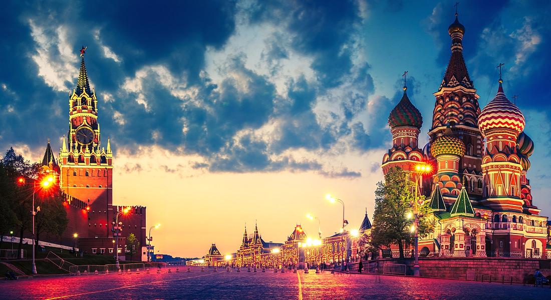 UBER в Москве