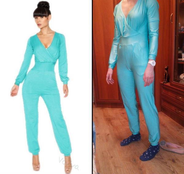 48613c406d5 Почему не стоит покупать одежду в интернете  Ожидание и реальность ...
