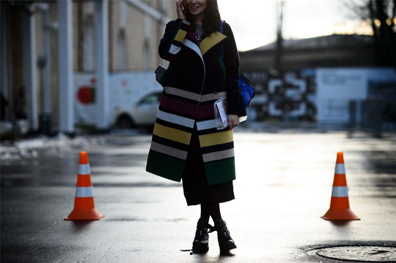 Уличная мода Киева / Ukrainian Fashion Week Fall 2016 Street Style by Adam Katz Sinding