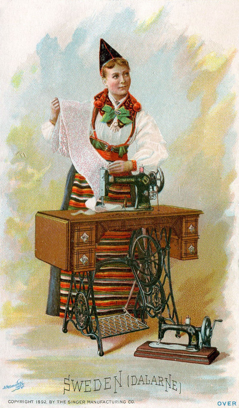 открытки магазин зингер аллой вербер мужчина