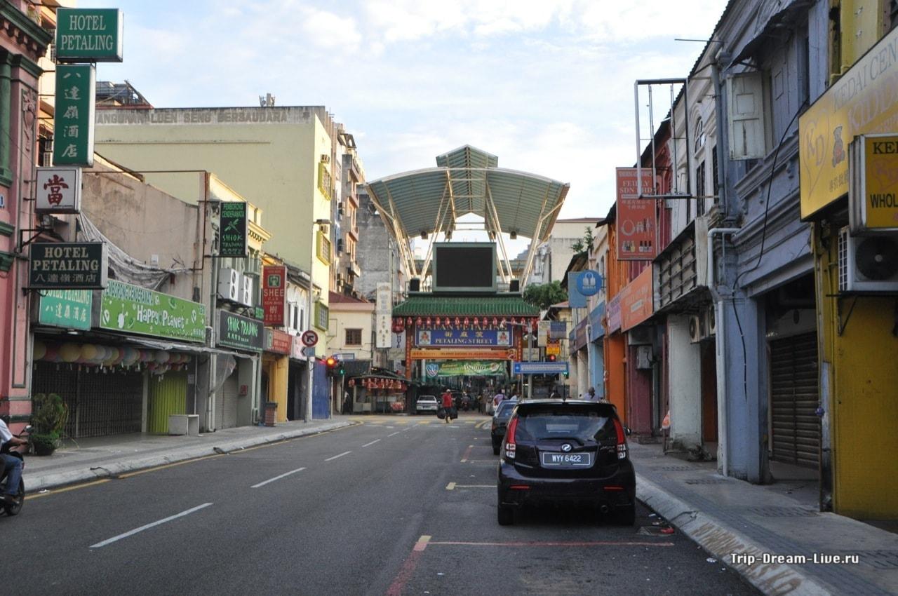 Чайнатаун Куала-Лумпура