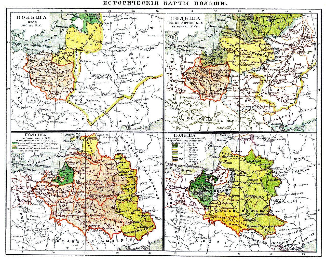 Польша (1000-1795)