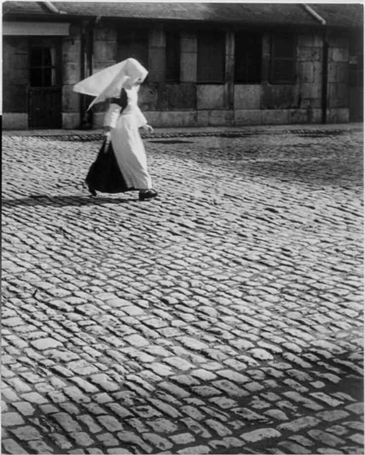 1951. Хоспис в Ле-Бо-де-Прованс