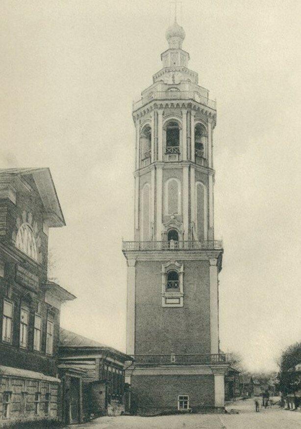 Николозарецкая церковь