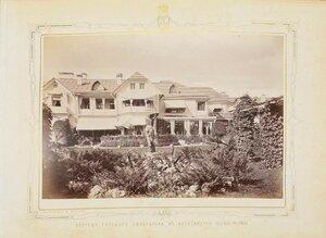 Дворец государя императора в Александрии (бывшая Ферма)
