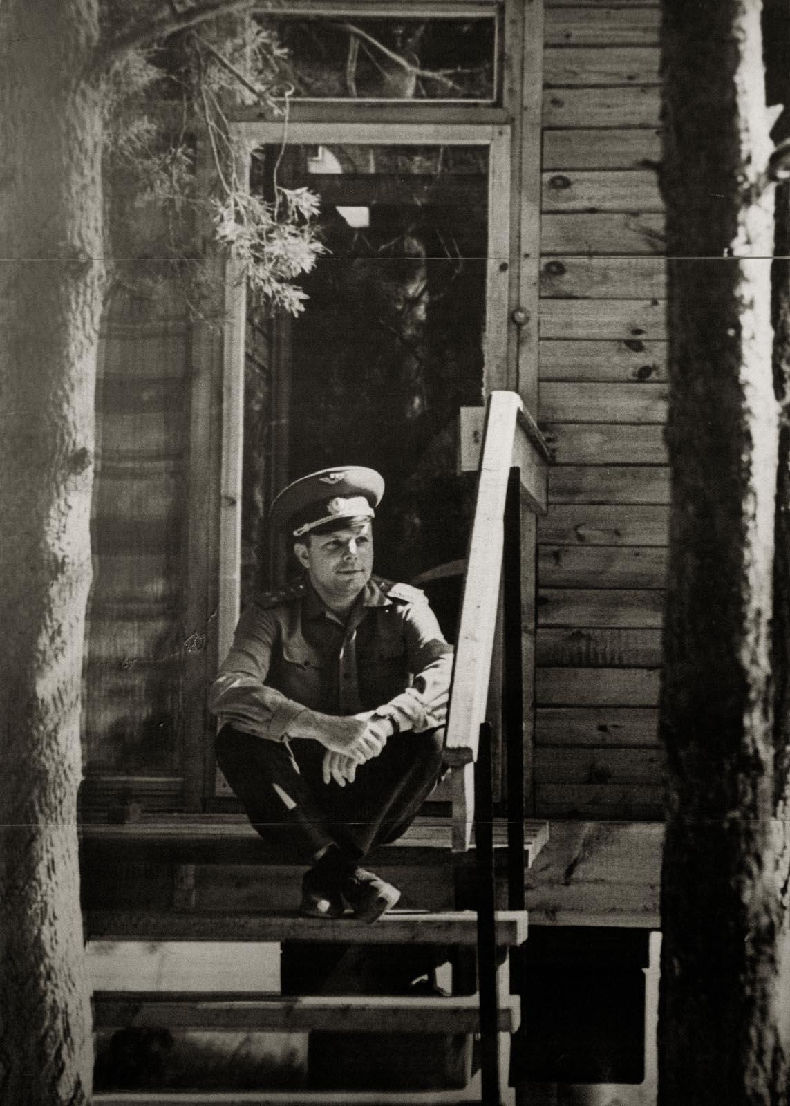 1967. Казань. Юрий Гагарин