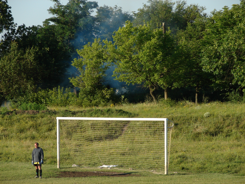 Низовий футбол неозброєними оком. Виїзд на матч чемпіонату району - изображение 73