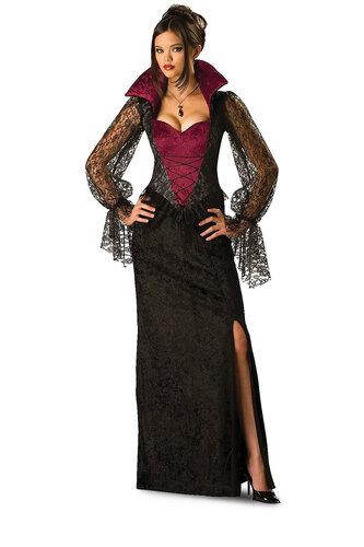 Женский карнавальный костюм Вампирша