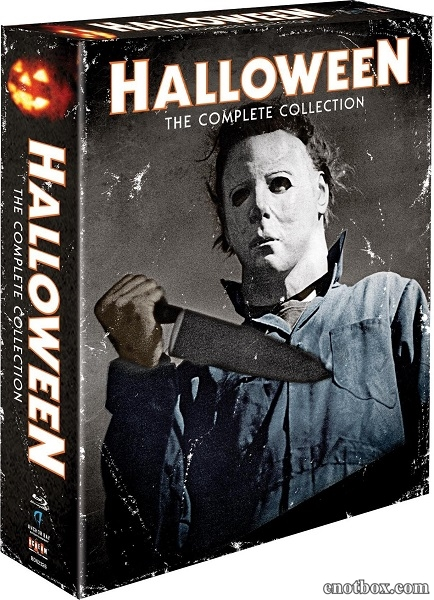 Хэллоуин. Коллекция / Halloween. The Complete Collection (1978-2009/BDRip-AVC)