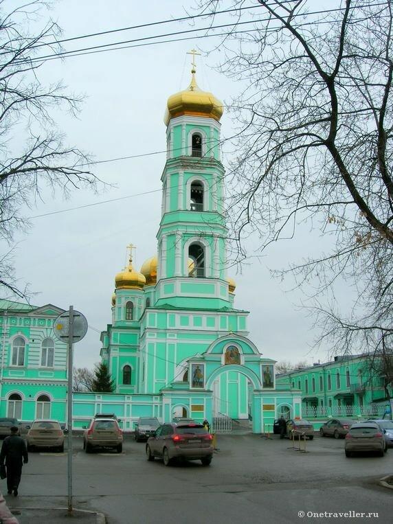 Пермь. Свято-Троицкий кафедральный собор (Слудская церковь) (1842 г.)