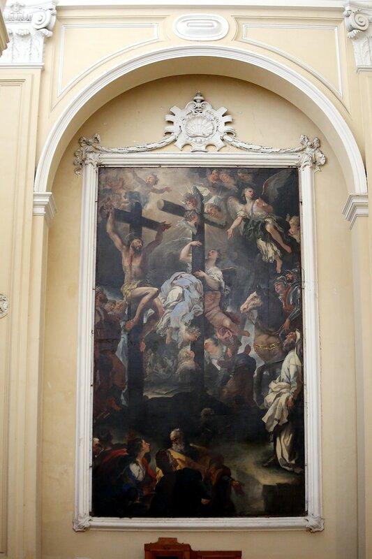 Naples. Church of San Giorgio Maggiore (Chiesa di San Giorgio Maggiore)