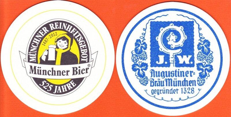 Augustiner Brau Munchen