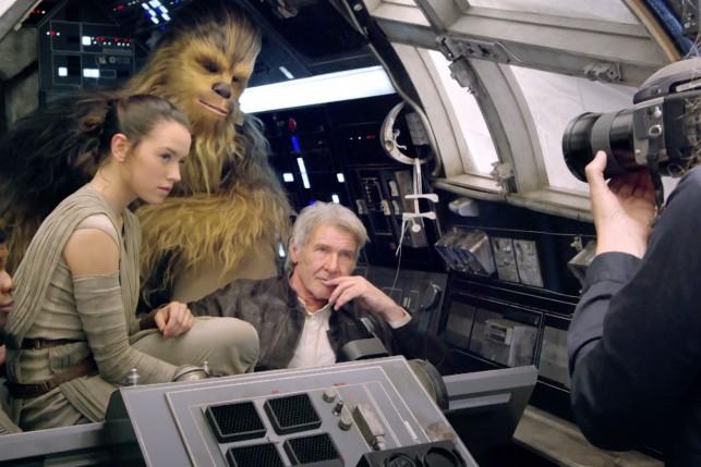 Звездные войны: Пробуждение силы— рекордсмен кассовых сборов