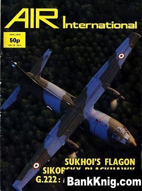 Журнал Air International - Vol 16 No 4