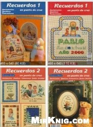 Журнал Artime Recuerdos en Punto de Cruz №1-7 2009