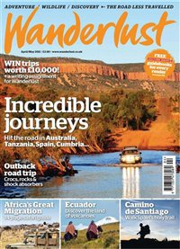 Журнал Журнал Wanderlust №4-5 (апрель-май 2011) / UK