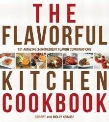 Книга The Flavorful Kitchen Cookbook