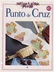 Журнал Punto de cruz Colección RBA nº41