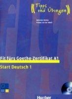 Аудиокнига Fit fürs Goethe-zertifikat A1 pdf, mp3 (192 кбит/с) в архиве rar 141,84Мб