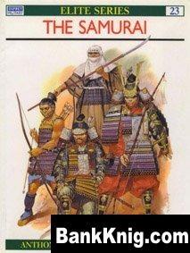Книга Osprey Elite №23. The Samurai pdf (scan) 17Мб