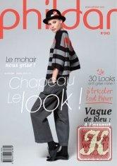 Книга Phildar №43 2010-2011  Automne&Hiver