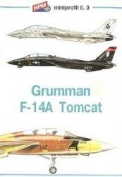 Книга HPM Miniprofil 3: Grumman F-14A Tomcat