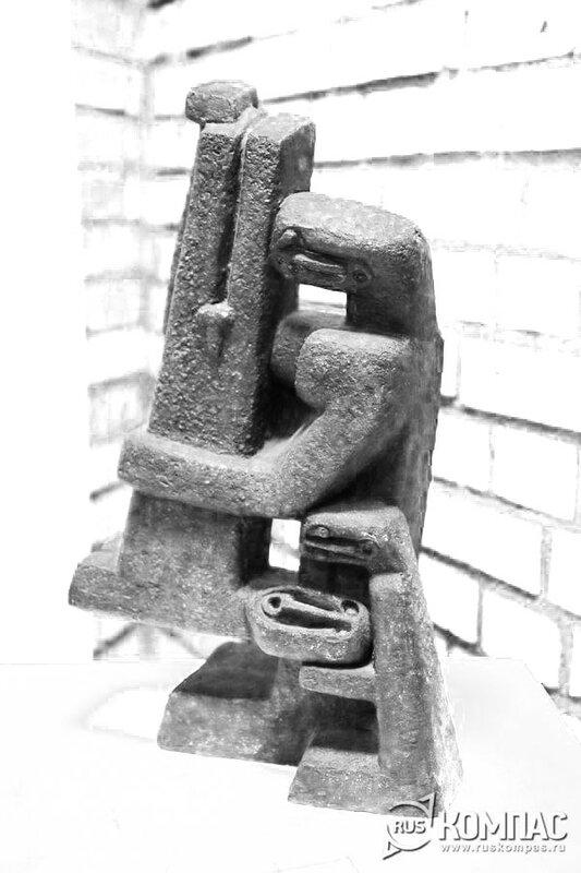 фото скульптуры христа сидура печатается