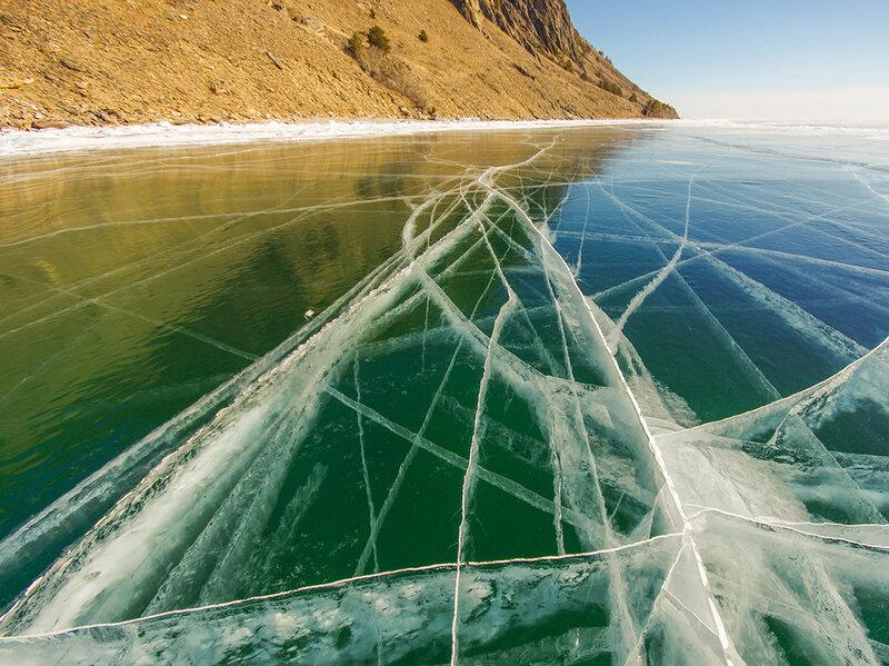 Чистый лёд