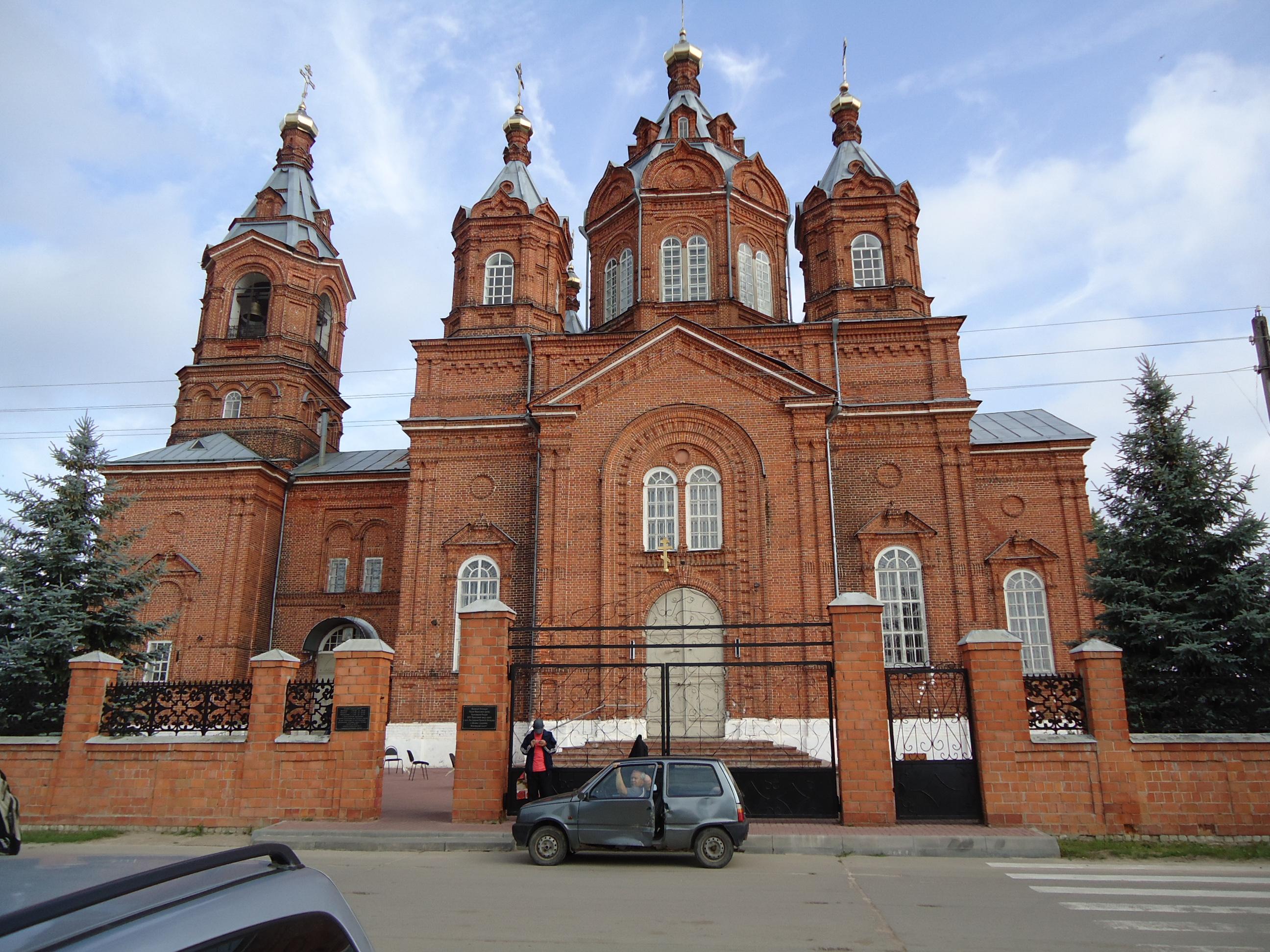 Церковь в Желнино