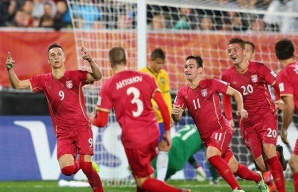 Сербия, спорт, футбол, Чемпионат мира