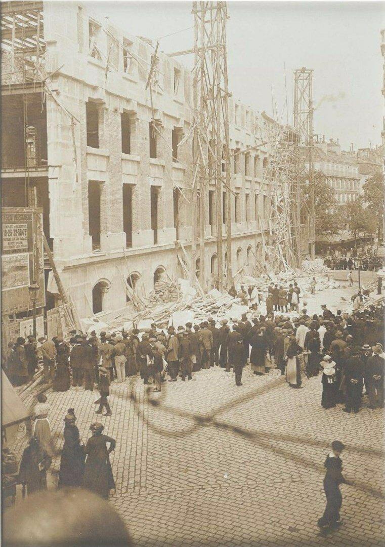1920. Происшествие на улице Монсеньор Ле Принс