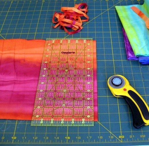 Сумка своими руками - вязание крючком из лоскутов ткани.