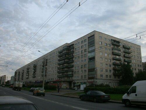 Будапештская ул. 71к1