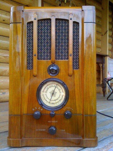 Радио 1938 года. СВД-9