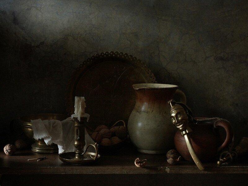 На кухонной полке (Вар.2)