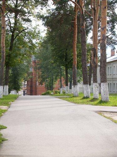Покровский монастырь в Хотьково