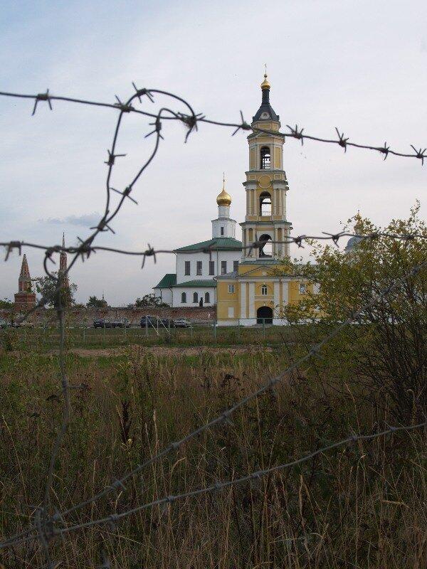 Старо-Голутвинский монастырь в Коломне