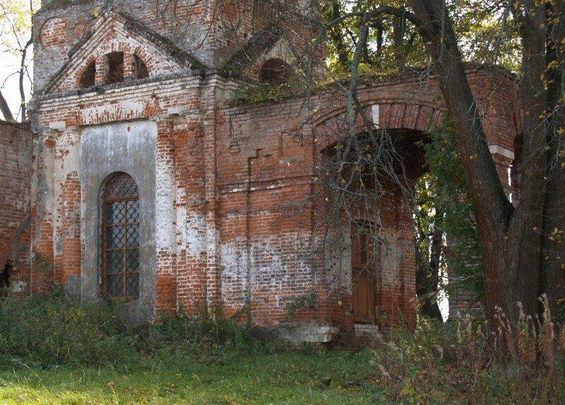 Церковь Николая Чудотворца в Ассаурово