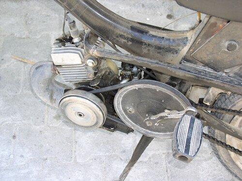 Кроха с альтернативным двигателем