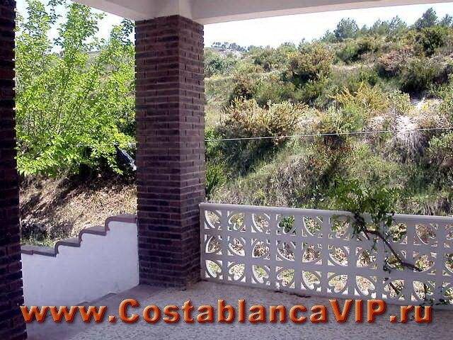 вилла в Ontinyent, costablancavip, вилла в Испании, недвижимость в Испании, коста бланка