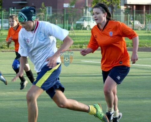 ОмегаПРО - Спорт Без Границ. Фото: Александра Фоминская