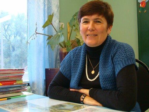 Учитель начальных классов МОУ Сидорковской основной общеобразовательной школы