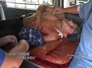 Во Владивостоке в результате драки мужчине нанесли ножевые ранения
